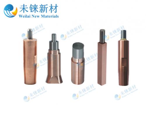 电阻焊镶嵌电极