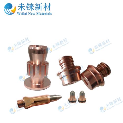 台湾铜钨喷嘴和电极